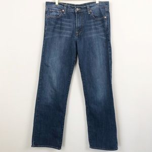Lucky Brand Vintage Hitchhiker Jeans Size 34